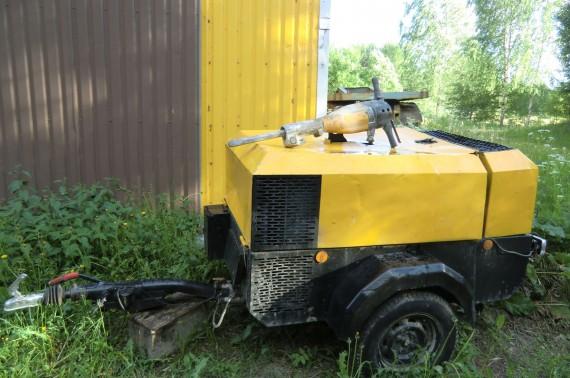Vaunukompressori Parikkala Etelä-Karjala